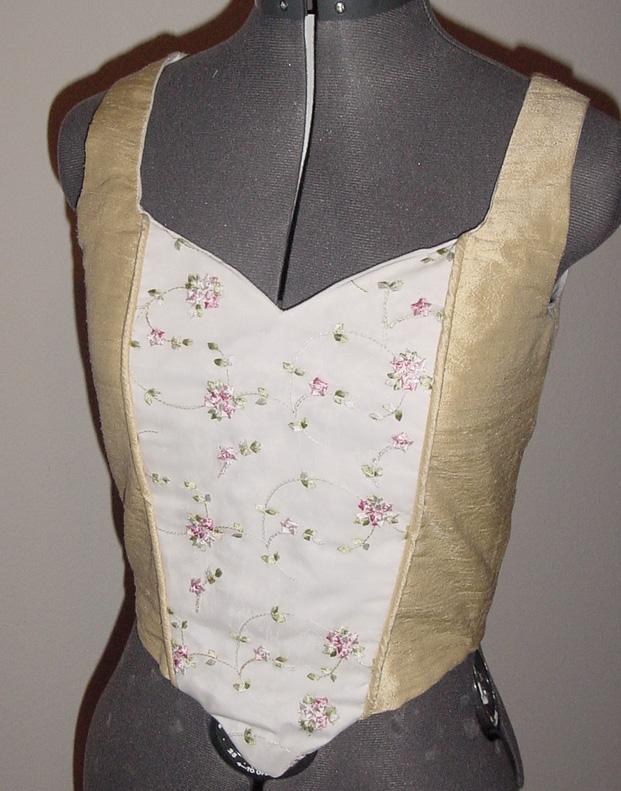 Rosie Cotton's WeddingBodice Costume